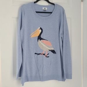 Pelican Sweater